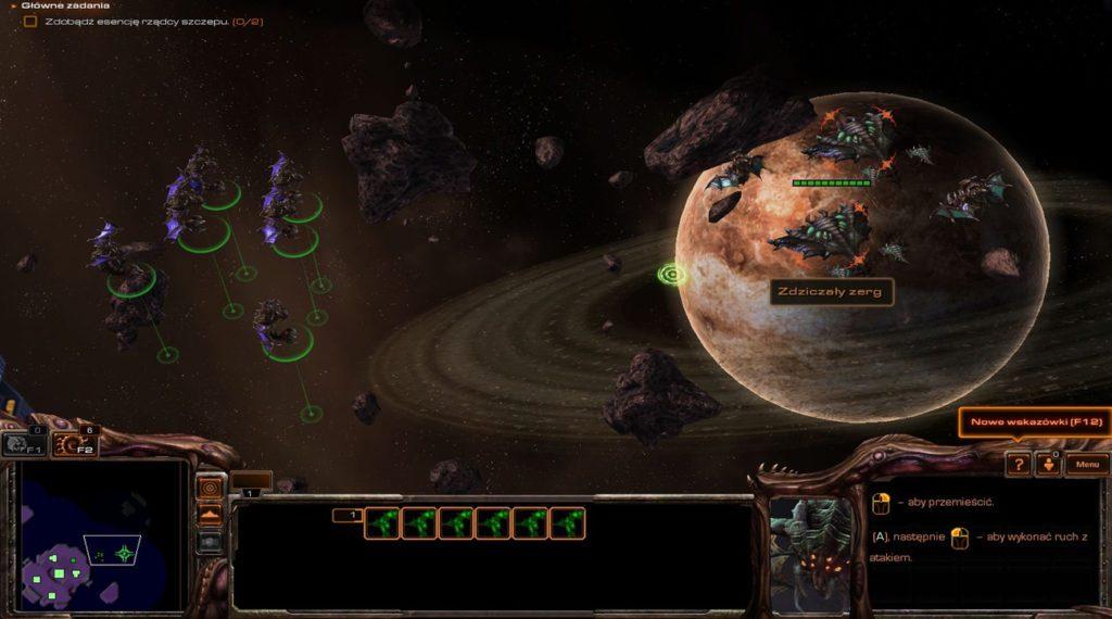 StarCraft 2 Zergowie