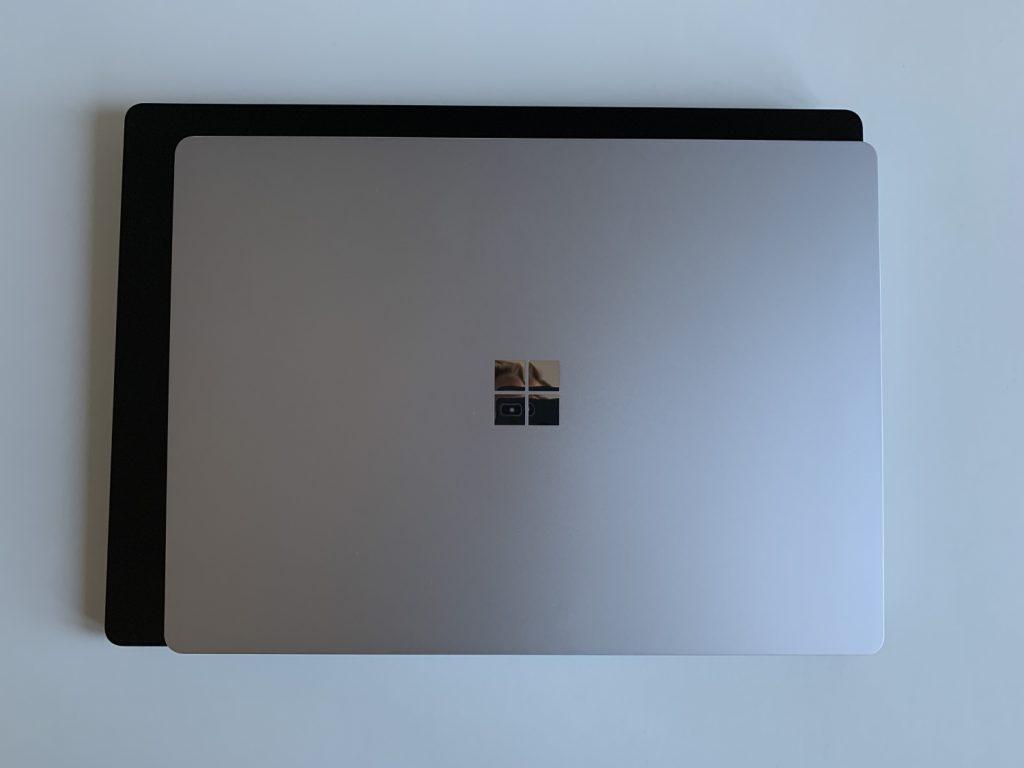 porównanie surface laptop 13 i 15