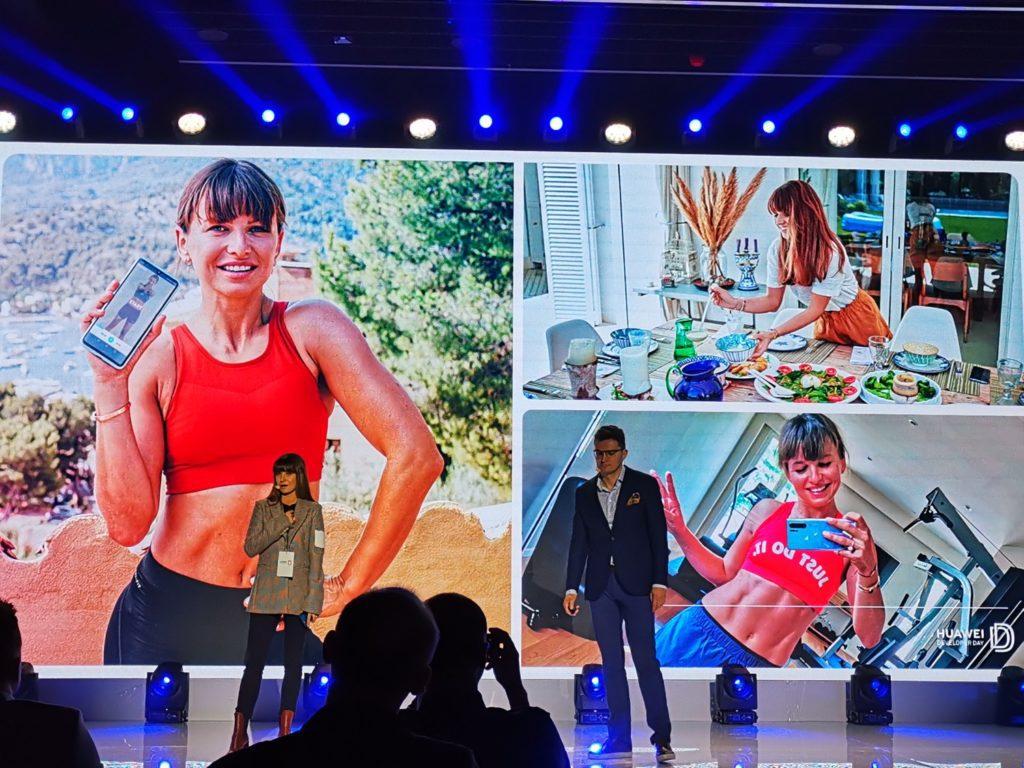 Anna Lewandowska Huawei Developer Day