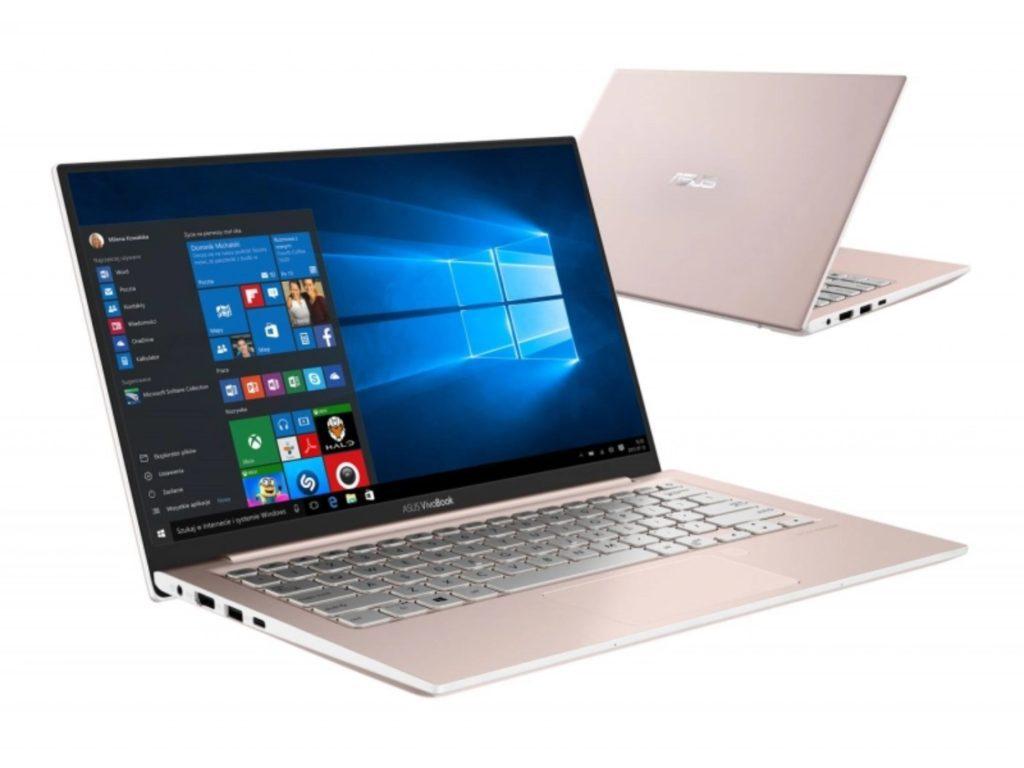 ASUS VivoBook S330 i3-8130U/4GB/256SSD/Win10 Rose