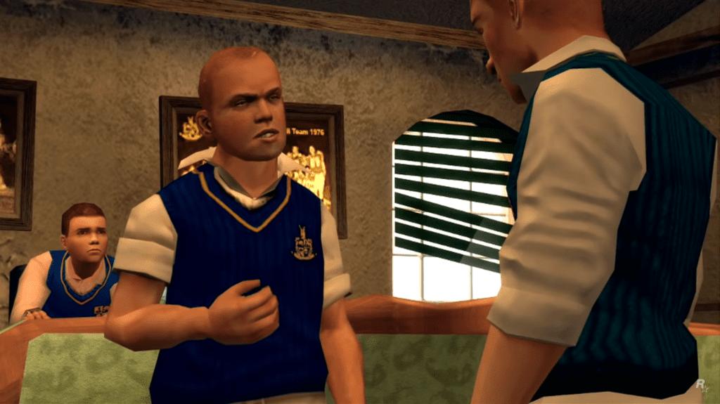 Bully Scholarship Edition screenshot z gry