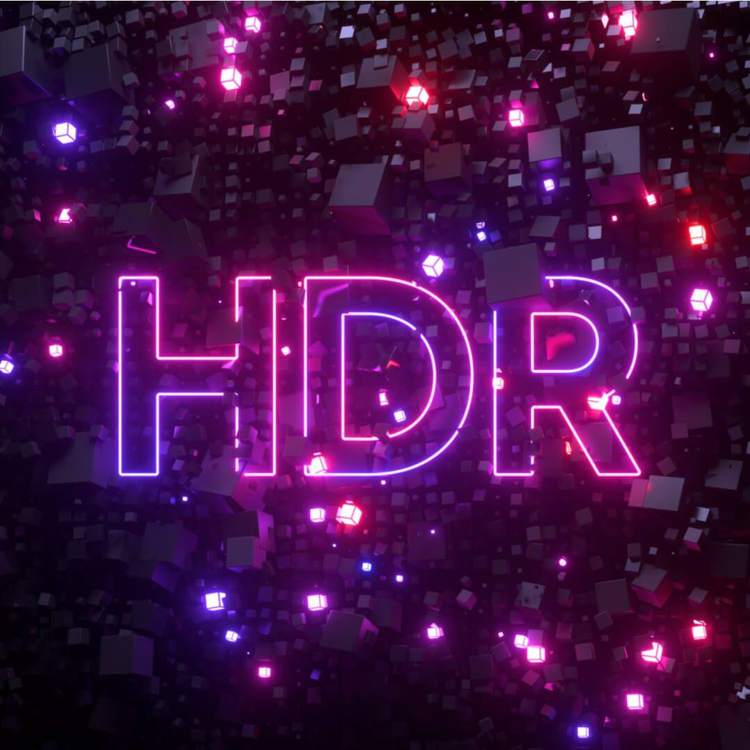 HDR – co to jest? Co to w zasadzie oznacza?