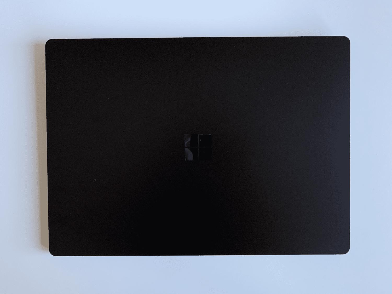 surface laptop 3 czarny