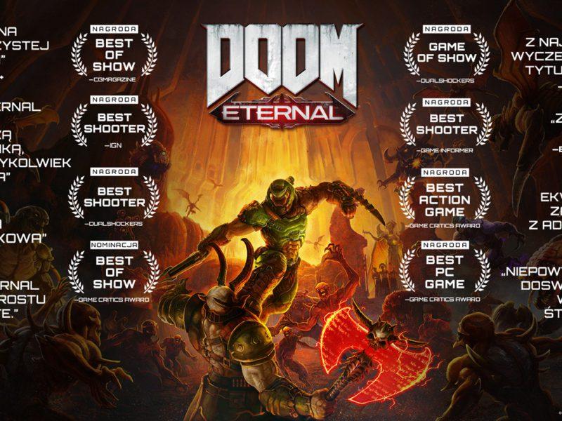 Premiera Doom Eternal przełożona. Krwawa jatka dopiero w marcu 2020