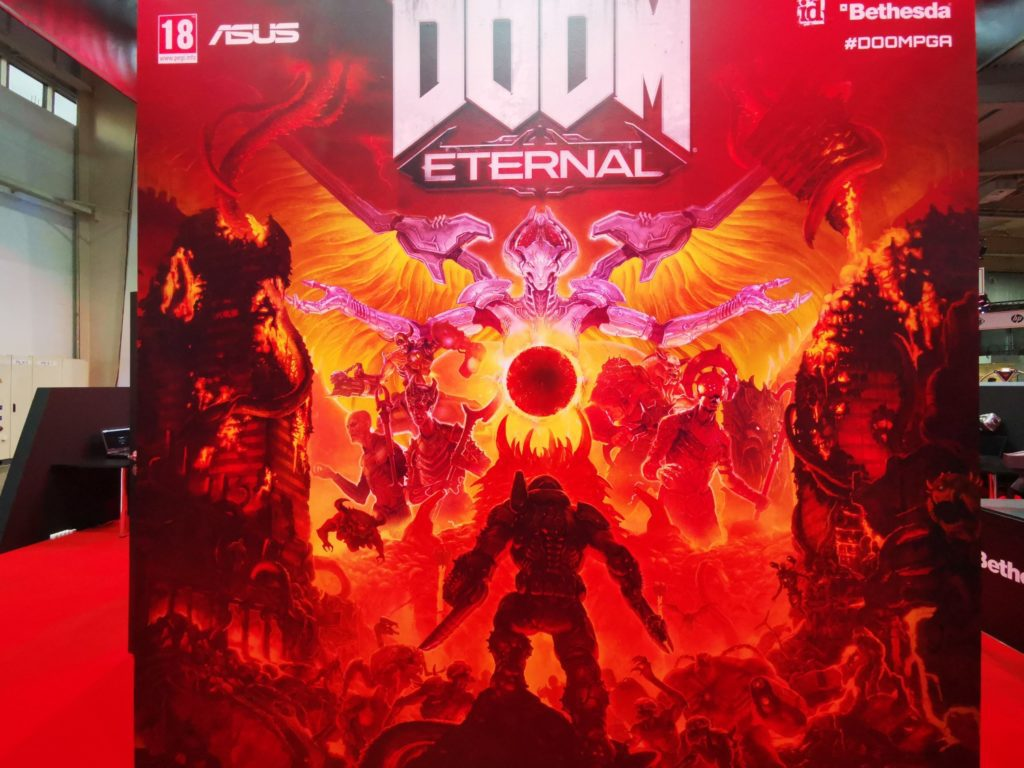 Doom Eternal PGA 2019