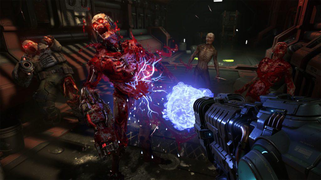 Doom Eternal nowe bronie