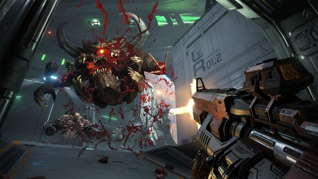 Doom Eternal nowe obrażenia