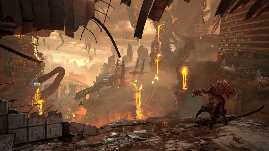 Doom Eternal śwait gry