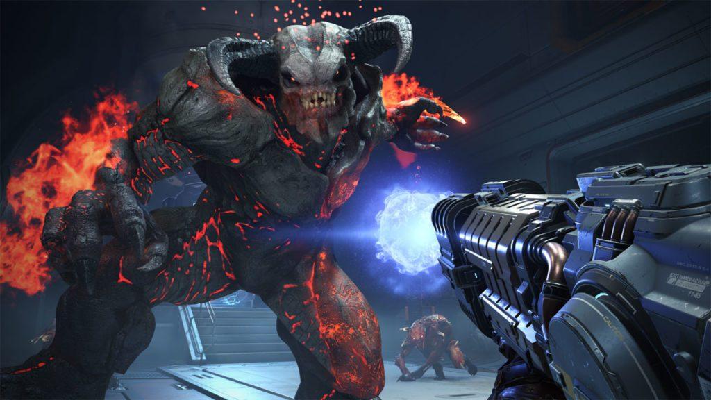 Doom Eternal FPS