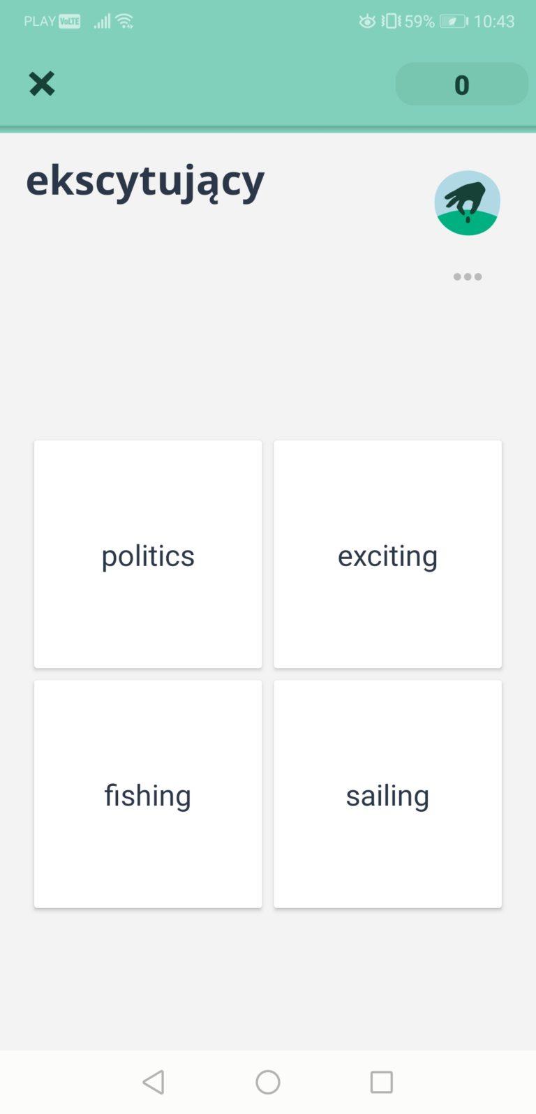 Flashy - aplikacja do nauki języków obcych