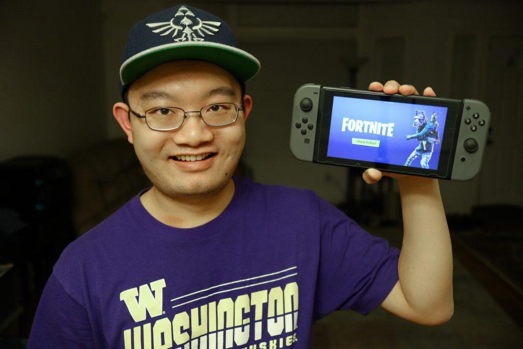 Fortnite Nintendo Switch