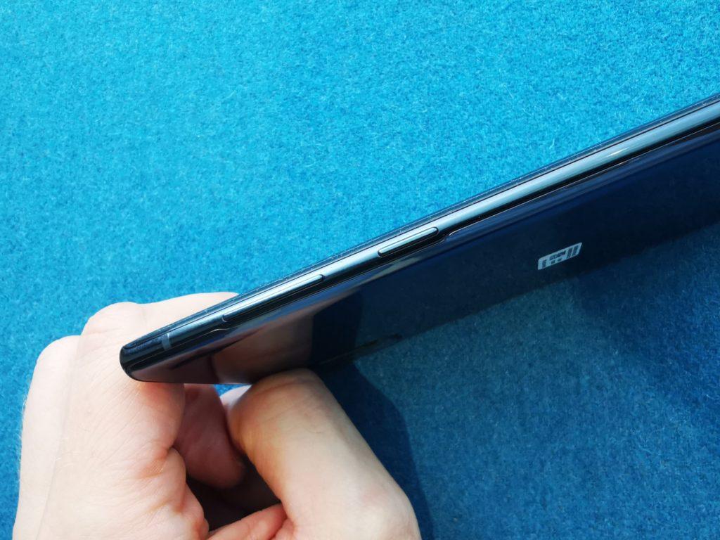 Galaxy Note 10 zdjęcie przyciski boczne