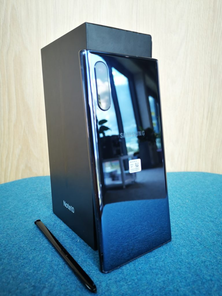 Galaxy Note 10 zdjęcie aparat
