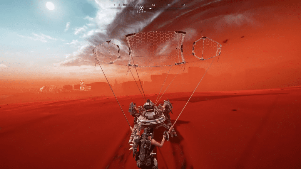 Gears 5 pustkowie