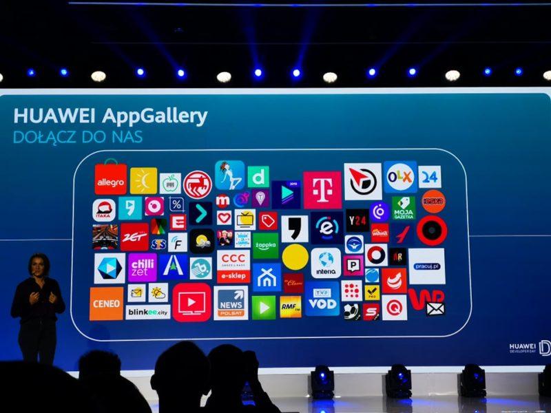 Jak działa AppGallery? Czym jest HMS? Objaśniam ekosystem Huawei