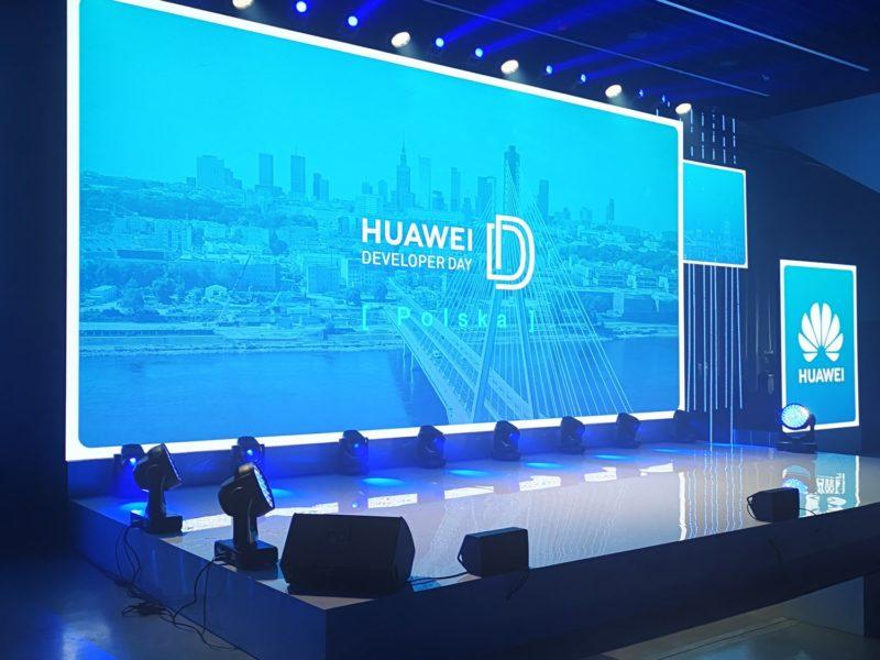 Konferencja Huawei Developer Polska