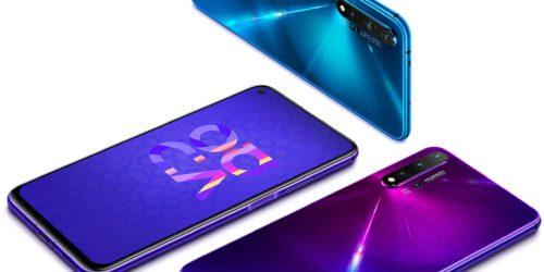 Huawei Nova 5T już za kilka dni w sprzedaży