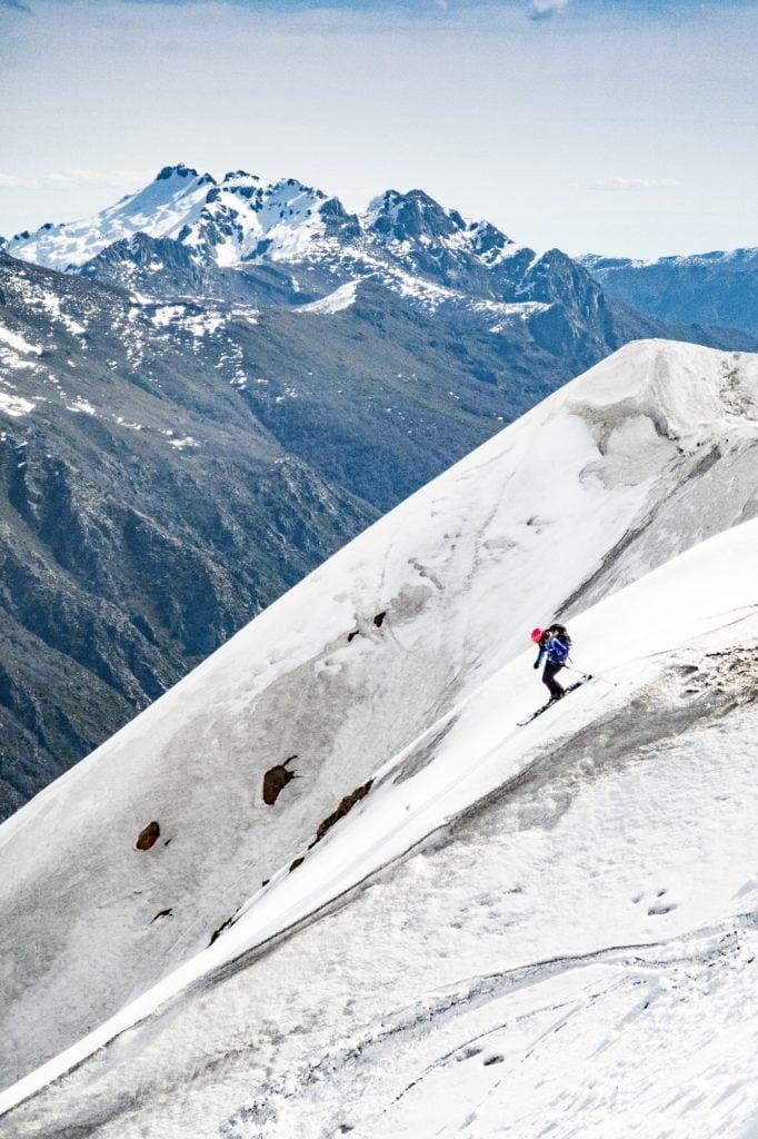 Skitour Chile Huawei P30 Pro