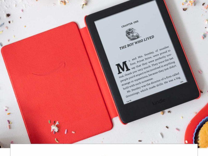 Oto Kindle Kids Edition. Pierwszy czytnik dla dzieci od Amazon