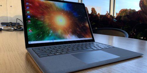 """Test Microsoft Surface Laptop 3 13.5"""" – czyżby najlepszy ultrabook 2019?"""