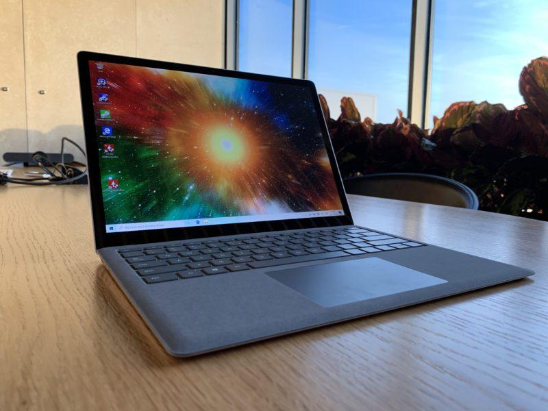 Test Microsoft Surface Laptop 3 13.5″ – czyżby najlepszy ultrabook 2019?