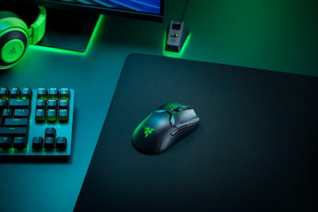Bezprzewodowa mysz Razer Viper Ultimate
