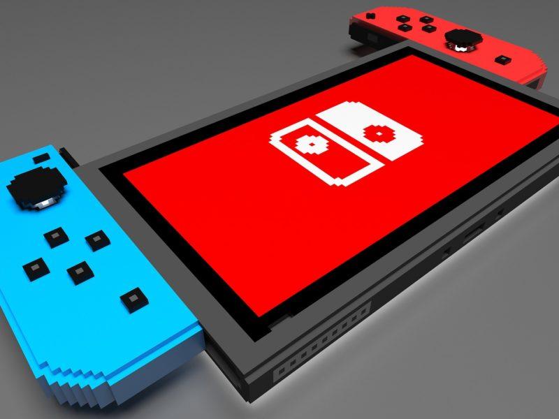 W Europie Switch sprzedaje się jak świeże bułeczki. Dokładnie jak dziesięć milionów świeżych bułeczek