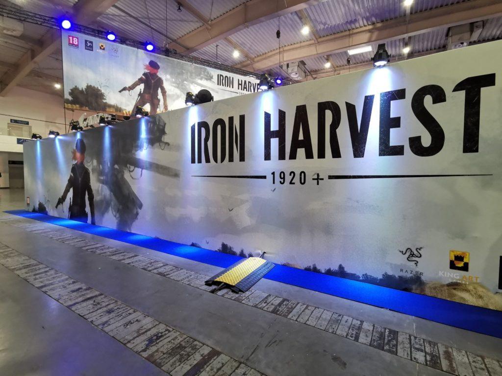 Iron Harvest PGA 2019