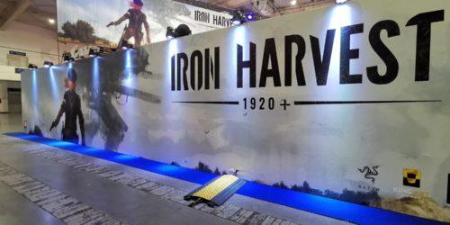 Iron Harvest na 15-minutowej rozgrywce, demo do pobrania na Steamie