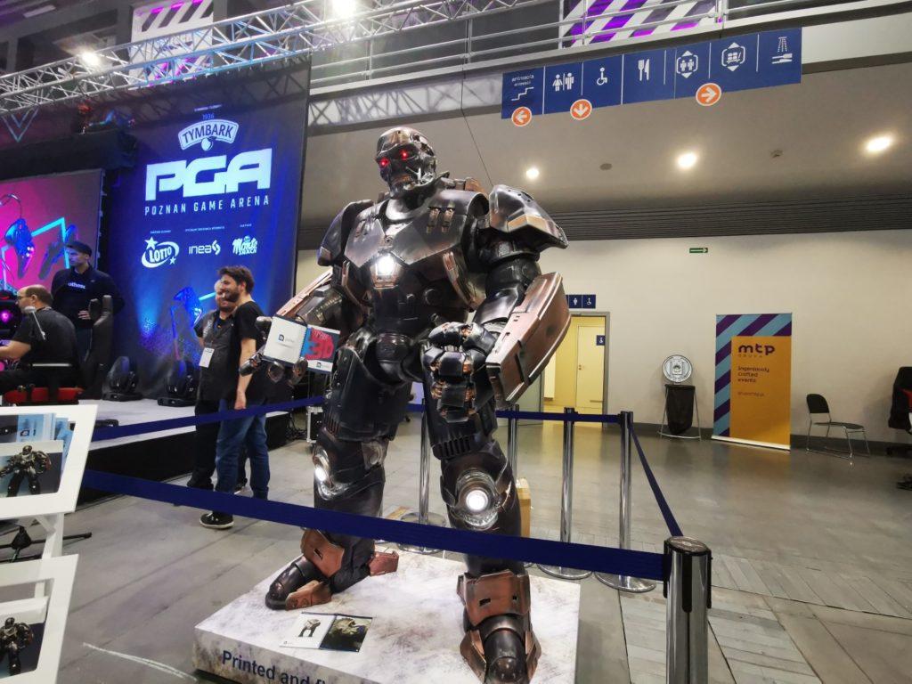 Robot 3D PGA 2019