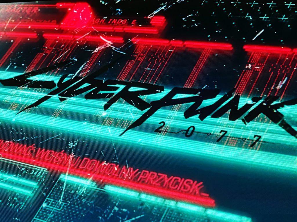 Logo Cyberpunk 2077