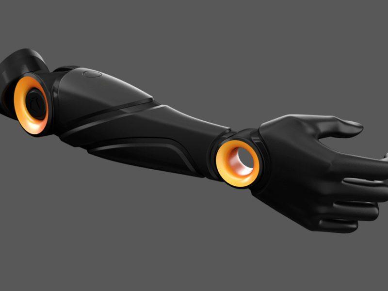 Cyberpunkowe protezy made in Poland: krótka historia Glaze Prosthetics