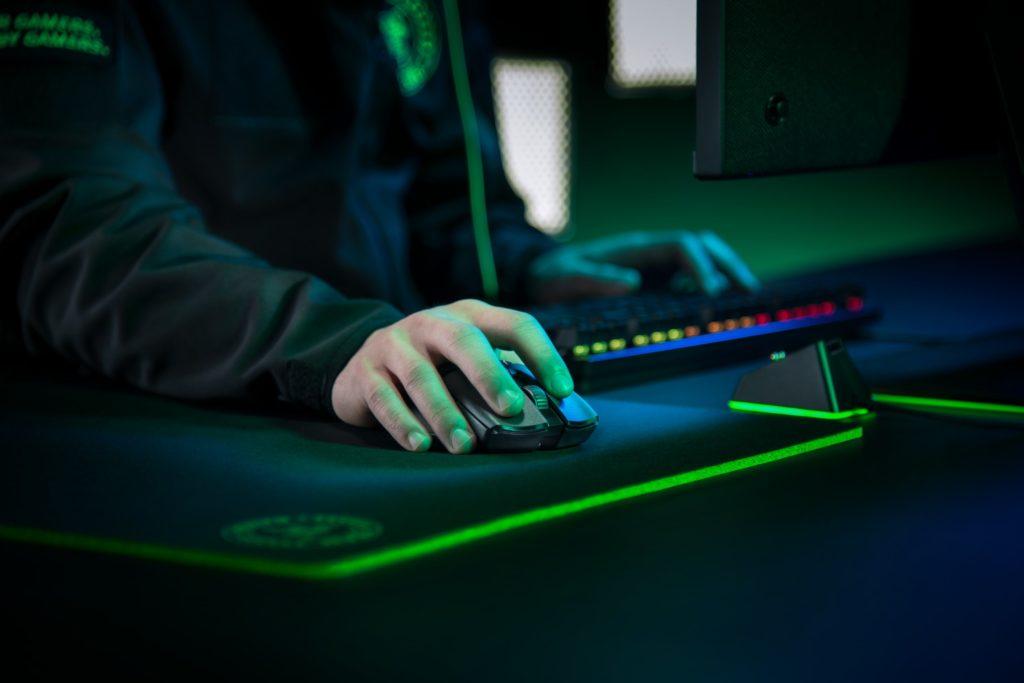 Razer Viper Ultimate najlżejsza mysz e-sportowa