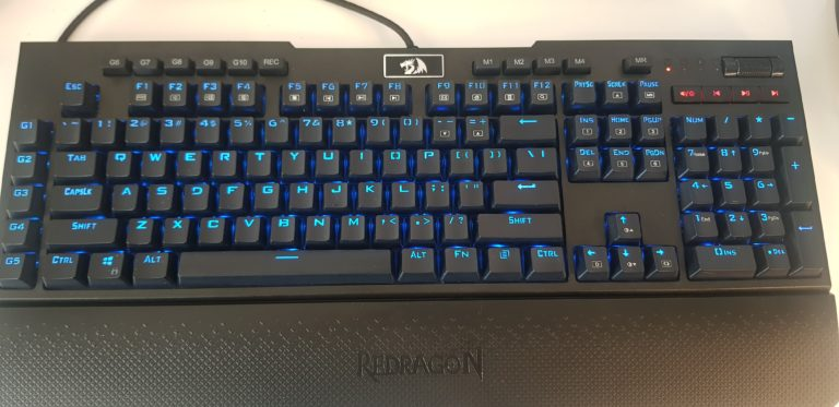redragon brahma blue