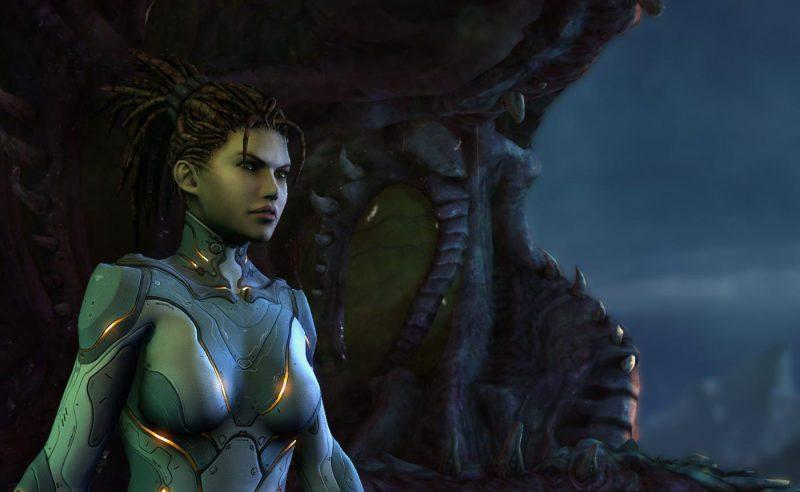 StarCraft 2. Porady za darmo. #1 – Jak grać Zergami?