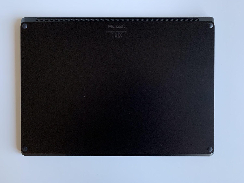 bottom surface laptop 3 15