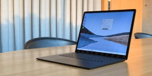 "Test Microsoft Surface Laptop 3 15"" — wydajny ultrabook z procesorem AMD"