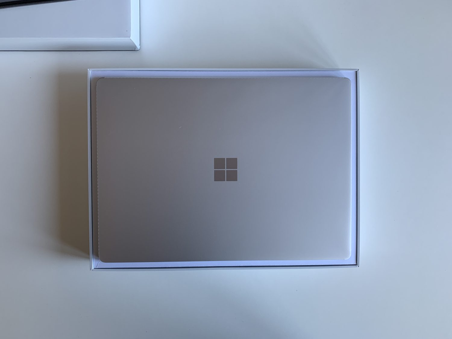 box surface laptop 3