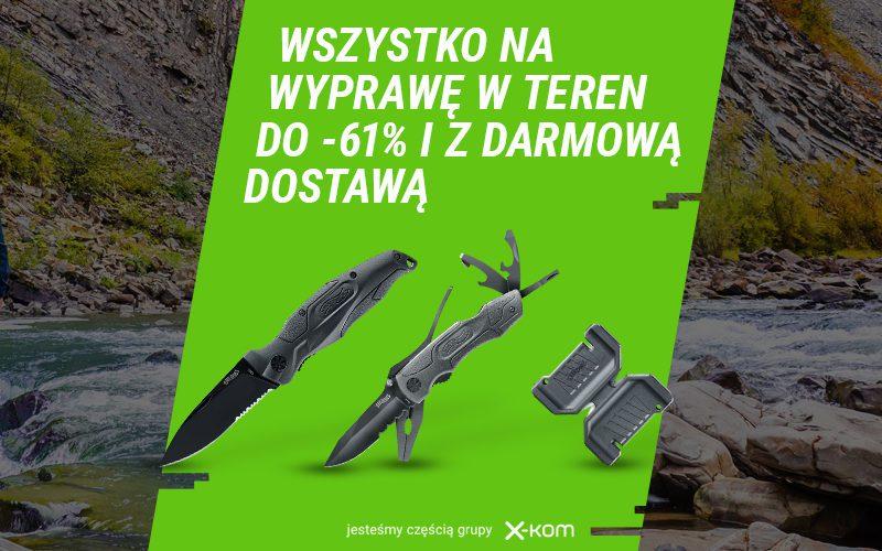 Ustrzel okazję na combat.pl – rabaty do 61 procent i darmowa dostawa