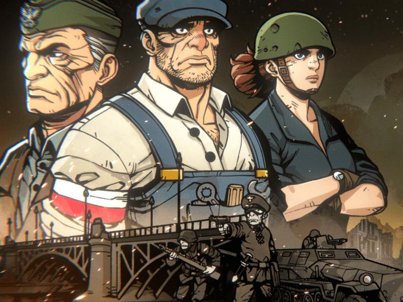 Warsaw – recenzja. Taktyczny RPG w realiach Powstania Warszawskiego