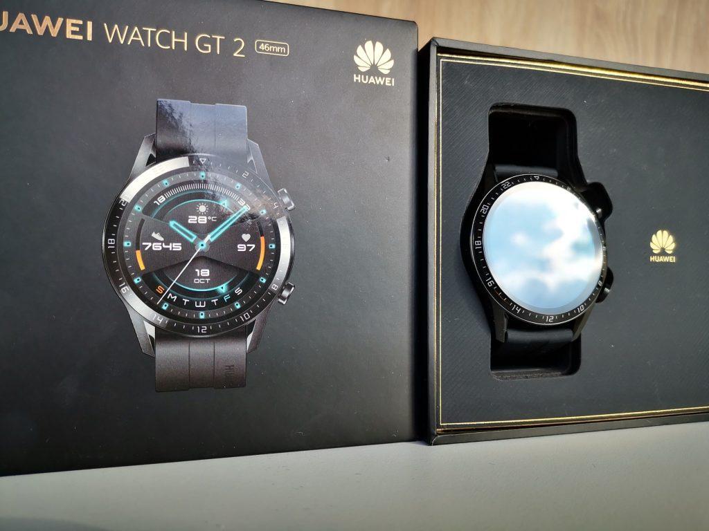 Huawei Watch GT 2 opakowanie
