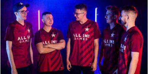 Wisła All in! Games Kraków wkracza na e-sportową arenę