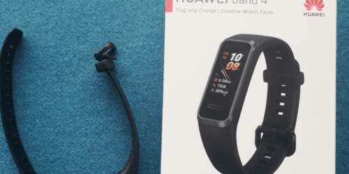 Test i recenzja opaski Huawei Band 4. Daje radę?
