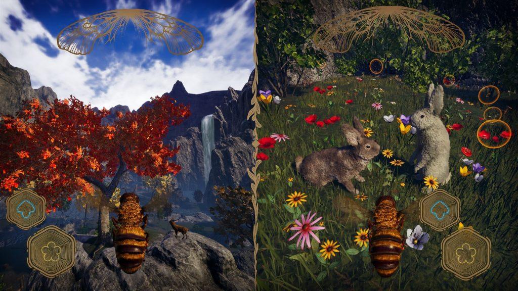 Bee Simulator maksymalnie dla 4 graczy