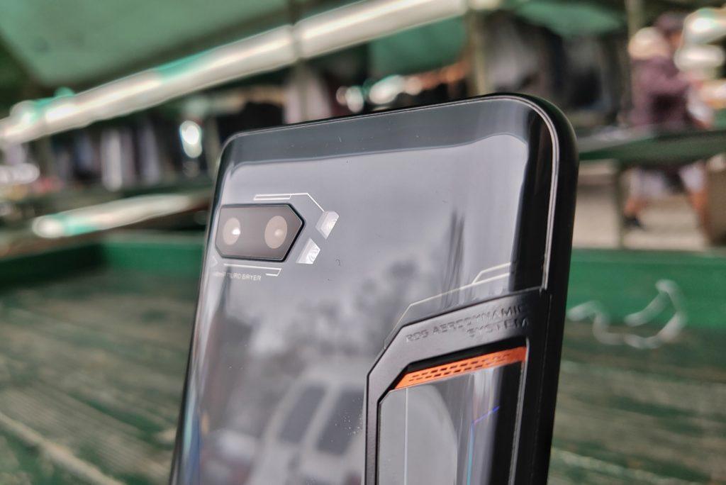 ASUS ROG Phone 2 aparat