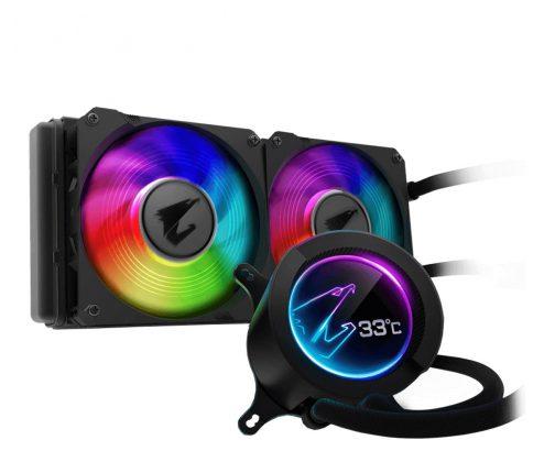 Gigabyte Aorus Liquid Cooler RGB 240