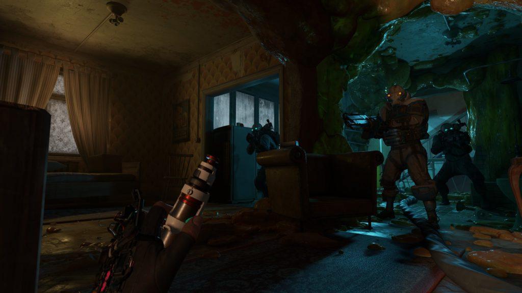 Half-Life Alyx kombinat żołnierze