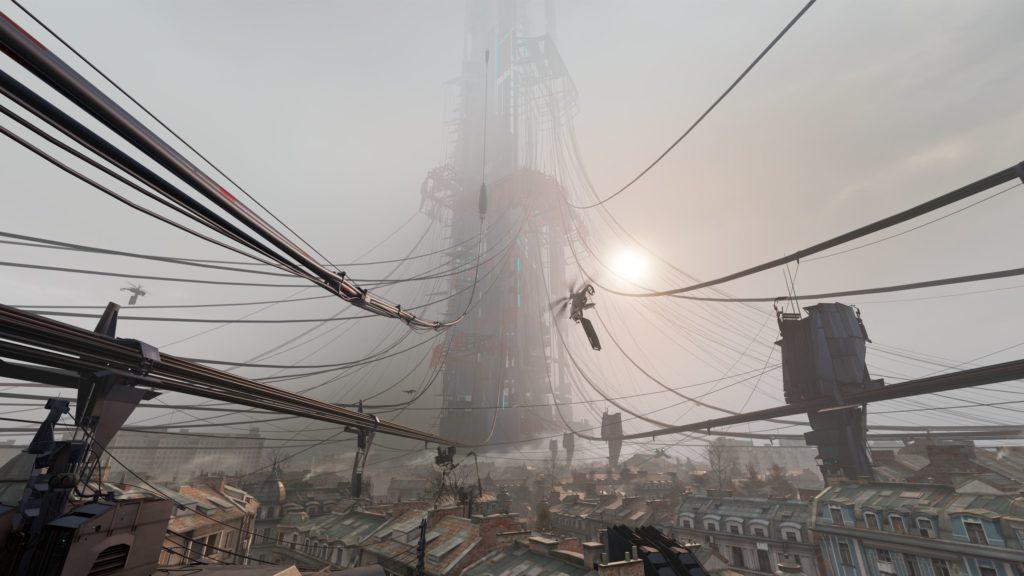 Half-Life Alyx city 17