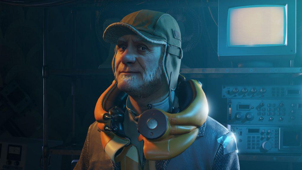 Half-Life Alyx postać w grze