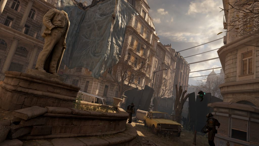 Half-Life Alyx ulice city 17